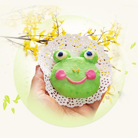 [봄]개구리비누만들기 (10 인용)