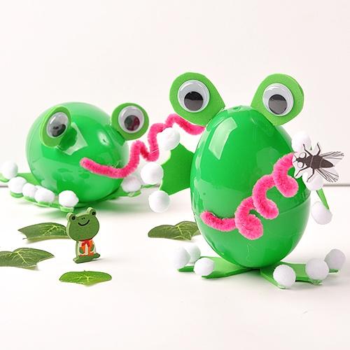 [봄]폴짝폴짝개구리만들기(4인용)