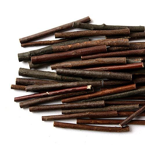 자연물_ 큰길쭉 나무조각 (NA-25)