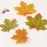 그린옐로우 단풍잎(10p)