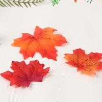 레드오렌지 단풍잎(10p)