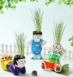 도자기 잔디인형만들기(4인용)